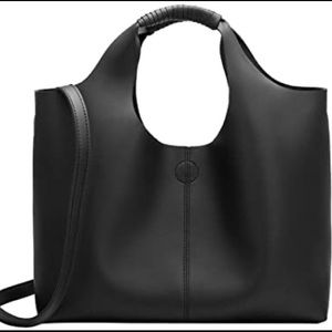Melie Bianco Diana Shoulder Vegan Leather Tote